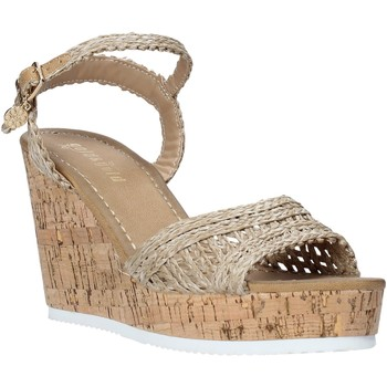 Zapatos Mujer Sandalias Gold&gold A20 GJ263 Beige