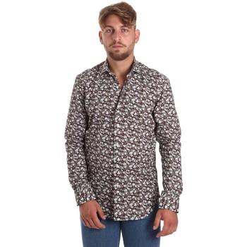 textil Hombre Camisas manga larga Betwoin DIONISIOÙ Blanco