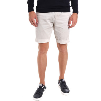 textil Hombre Shorts / Bermudas Gaudi 011BU25023WC Gris