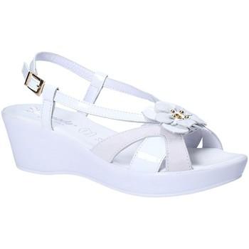 Zapatos Mujer Sandalias Susimoda 269743 Blanco