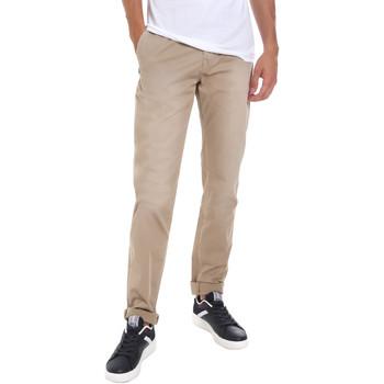 textil Hombre Pantalones chinos Gaudi 011BU25004WC Beige