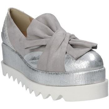 Zapatos Mujer Alpargatas Grace Shoes 1304 Gris