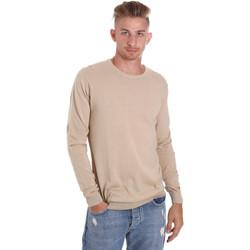 textil Hombre Jerséis Sseinse ME1504SS Beige
