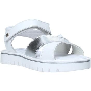 Zapatos Niña Sandalias Melania ME4108D0S.B Blanco