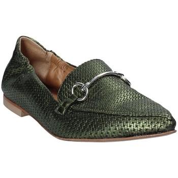 Zapatos Mujer Mocasín Mally 6264 Verde