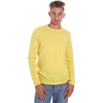 textil Hombre Jerséis Sseinse ME1504SS Amarillo