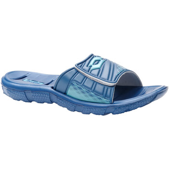 Zapatos Hombre Chanclas Lotto 211100 Azul