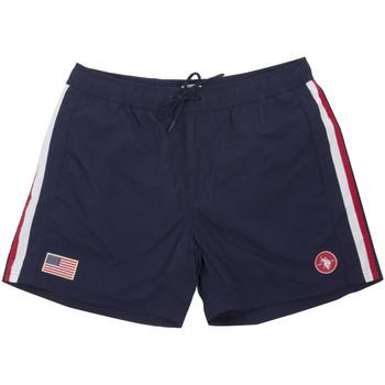 textil Hombre Bañadores U.S Polo Assn. 58450 52458 Azul
