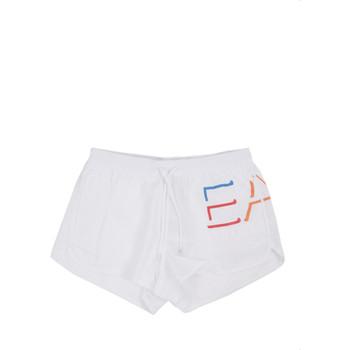 textil Hombre Bañadores Ea7 Emporio Armani 902024 0P739 Blanco