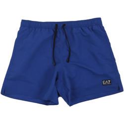 textil Hombre Bañadores Ea7 Emporio Armani 902000 0P730 Azul