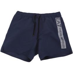 textil Hombre Bañadores Ea7 Emporio Armani 902000 0P732 Azul