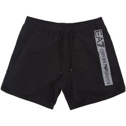 textil Hombre Bañadores Ea7 Emporio Armani 902000 0P732 Negro