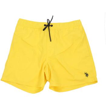 textil Hombre Bañadores U.S Polo Assn. 56488 52458 Amarillo