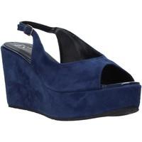 Zapatos Mujer Sandalias Esther Collezioni ZC 042 Azul