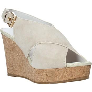 Zapatos Mujer Sandalias Lumberjack SW82106 003 A01 Beige