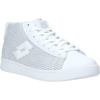 Zapatos Mujer Zapatillas altas Lotto L57989 Blanco