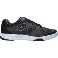Zapatos Hombre Zapatillas bajas Lotto 210650 Negro
