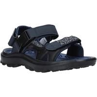 Zapatos Hombre Sandalias de deporte Lotto L52294 Azul
