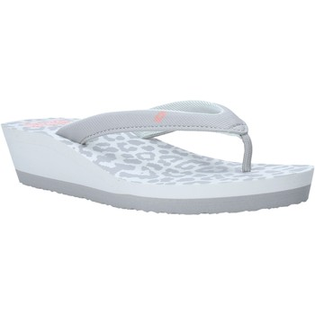 Zapatos Mujer Chanclas Lotto L58326 Gris