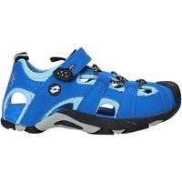 Zapatos Niños Sandalias Lotto L49353 Azul