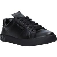 Zapatos Hombre Zapatillas bajas Bikkembergs B4BKW0133 Negro