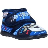 Zapatos Niños Pantuflas Grunland PA0623 Azul