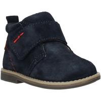 Zapatos Niños Botas de caña baja Grunland PP0421 Azul