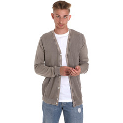 textil Hombre Chaquetas de punto Sseinse ME1511SS Marrón