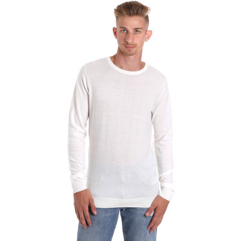 textil Hombre Camisetas manga larga Sseinse ME1504SS Blanco