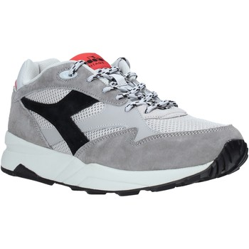 Zapatos Hombre Zapatillas bajas Diadora 201176623 Gris