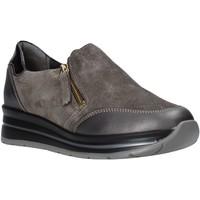Zapatos Mujer Slip on Grunland SC4979 Marrón