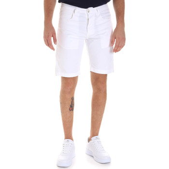 textil Hombre Shorts / Bermudas Sseinse PB607SS Blanco