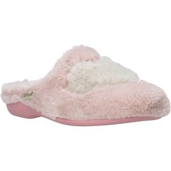 Zapatos Mujer Pantuflas Grunland CI2089 Rosado
