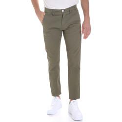 textil Hombre Pantalones chinos Sseinse PSE558SS Verde