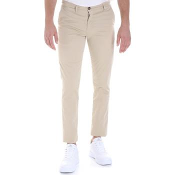 textil Hombre Pantalones chinos Les Copains 9U3320 Beige