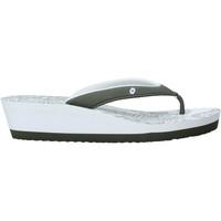 Zapatos Mujer Chanclas Lotto L58326 Blanco