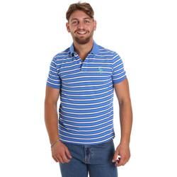 textil Hombre Polos manga corta U.S Polo Assn. 56336 52802 Azul