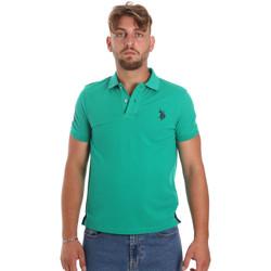 textil Hombre Polos manga corta U.S Polo Assn. 55985 41029 Verde