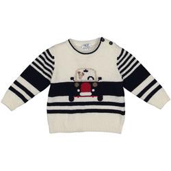 textil Niños Jerséis Melby 20B0140 Beige