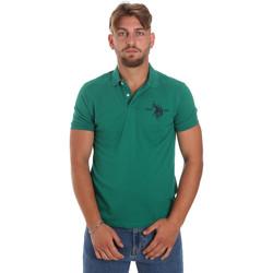 textil Hombre Polos manga corta U.S Polo Assn. 55959 41029 Verde