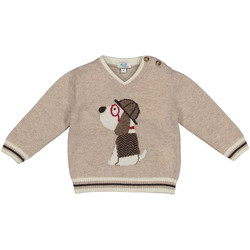 textil Niños Jerséis Melby 20B2130 Beige
