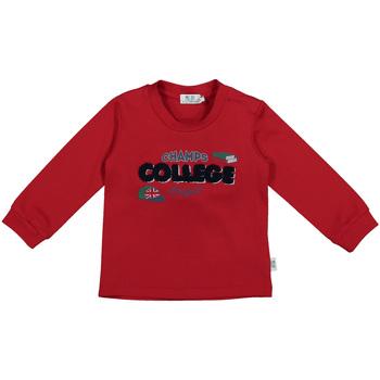 textil Niños Camisetas manga larga Melby 20C0280 Rojo