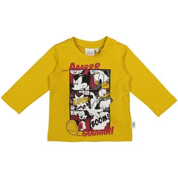 textil Niños Camisetas manga larga Melby 20C2040DN Amarillo