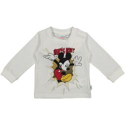 textil Niños Camisetas manga larga Melby 20C2101DN Blanco