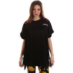 textil Mujer Sudaderas Versace B6HVB79813956899 Negro