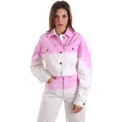 textil Mujer Sudaderas Versace C0HVB96MHRC5C445 Blanco