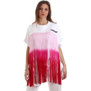 textil Mujer Sudaderas Versace B6HVB76713956003 Blanco