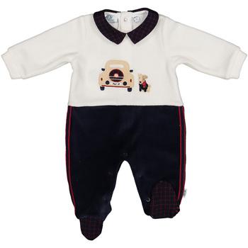 textil Niña Monos / Petos Melby 20N0010 Negro