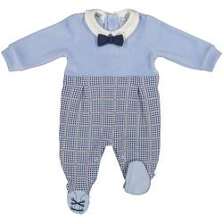 textil Niños Monos / Petos Melby 20N0140 Azul