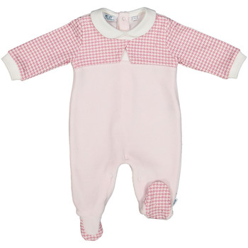 textil Niños Monos / Petos Melby 20N0231 Rosado